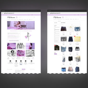 site-ecommerce-girlyshowroom
